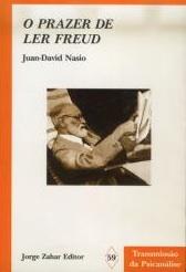 Le plaisir de lire Freud - J.-D. NASIO - en portugais