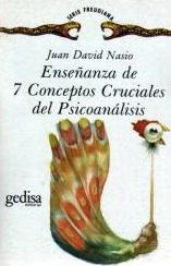 Enseignement de 7 concepts - JD NASIO - en espagnol