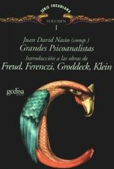 Introduction aux oeuvres de Freud ... - JD NASIO - en espagnol - vol 1