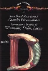 Introduction aux oeuvres de Freud ... - JD NASIO - en espagnol - vol 2