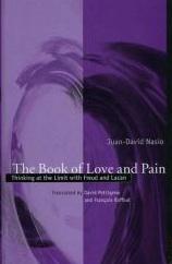 Le livre de la douleur et de l'amour - JD NASIO - en anglais