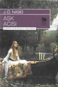 Le livre de la douleur et de l'amour en turc JD NASIO